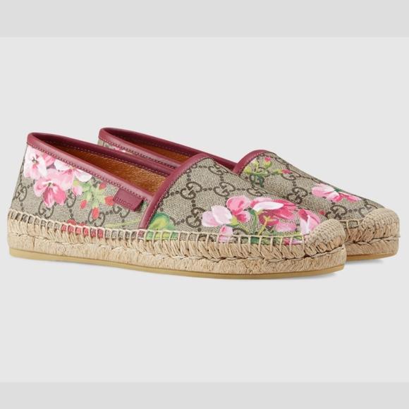 Gucci Shoes | Gucci Gg Blooms Supreme